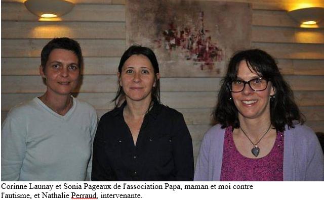 Ouest-France, Un café rencontre sur les enfants autistes et l'école
