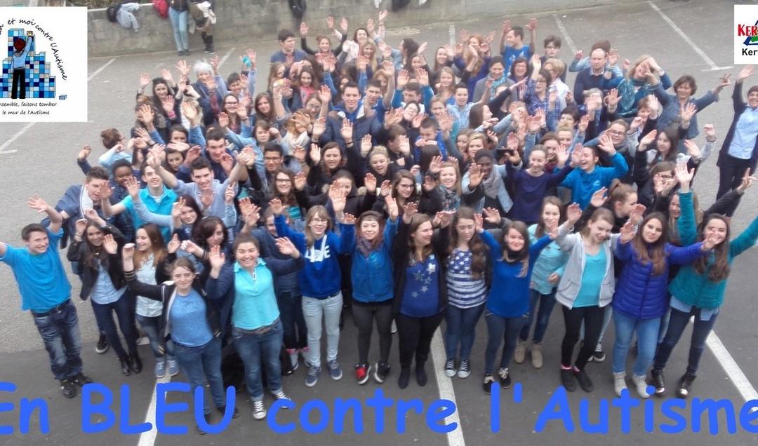 Ker Anna, Tous en bleu contre l'autisme
