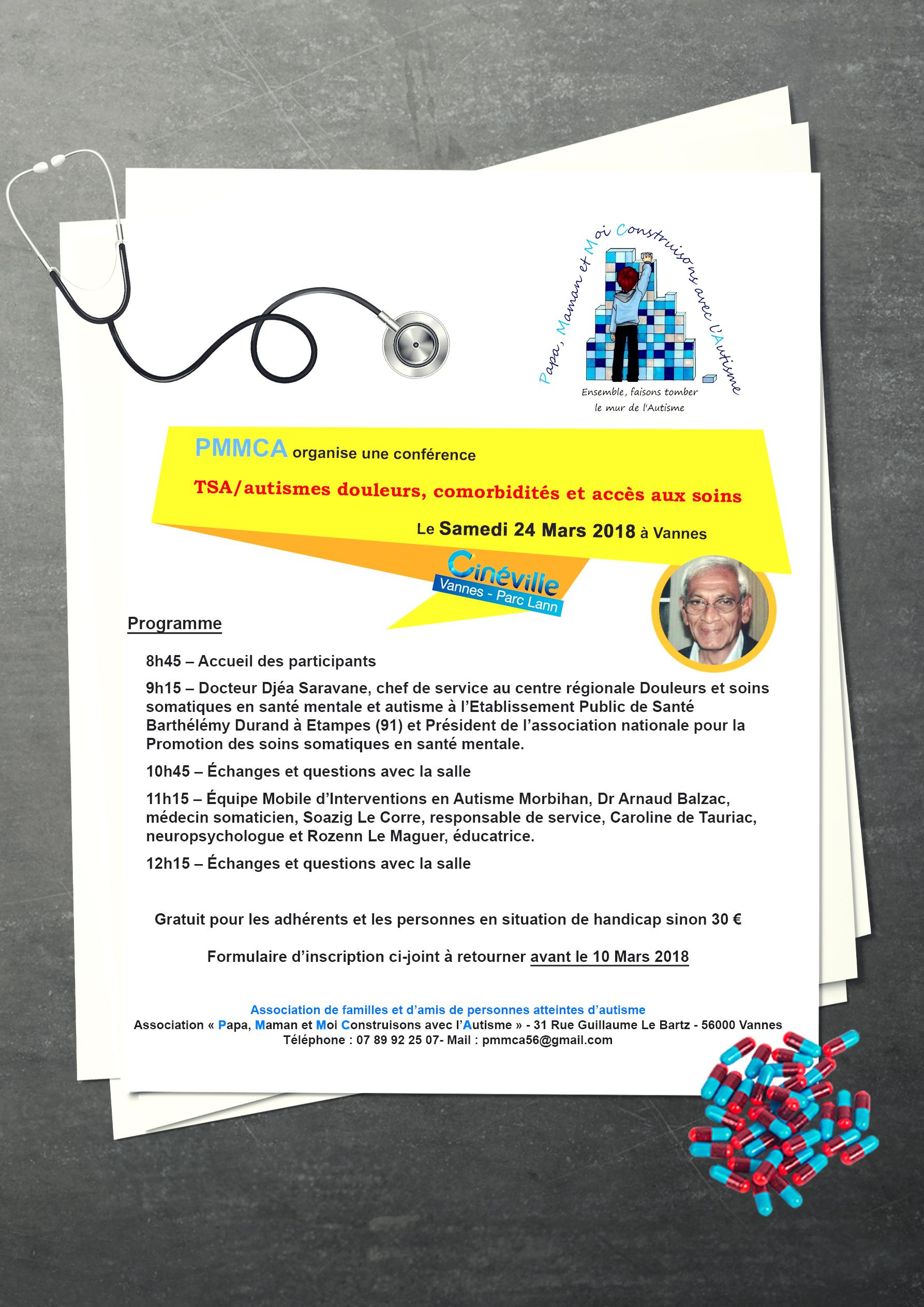 Conférence Dr Saravane